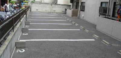 無理難題な駐車場