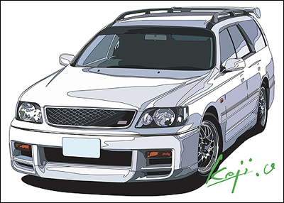 NISSAN STAGEA AutechVersion 260RS