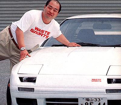 広島で初めての公認改造車誕生