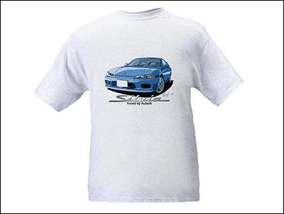 S15オリジナルTシャツのCGシミュレーション