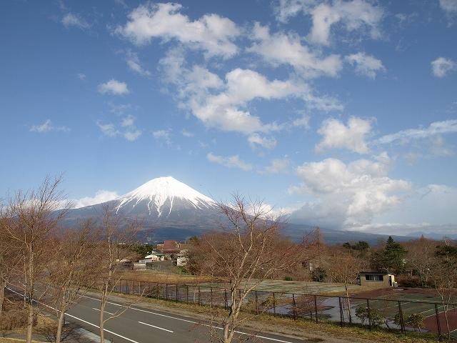 田貫湖富士山2