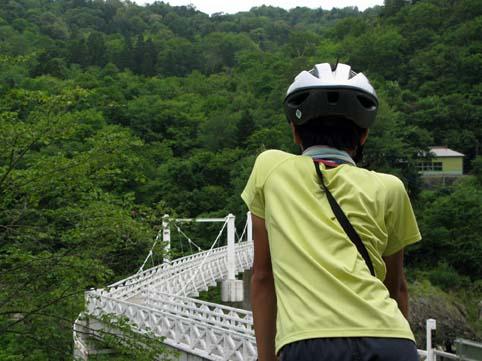 自転車ツーリング練習-1