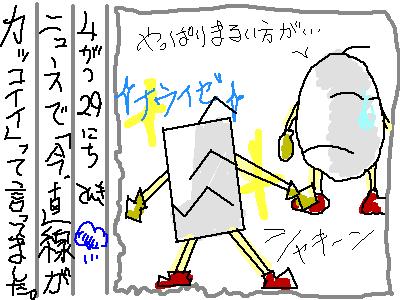 ヘタ絵日記32