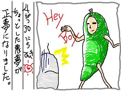 ヘタ絵日記33