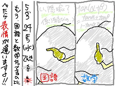 ヘタ絵日記56