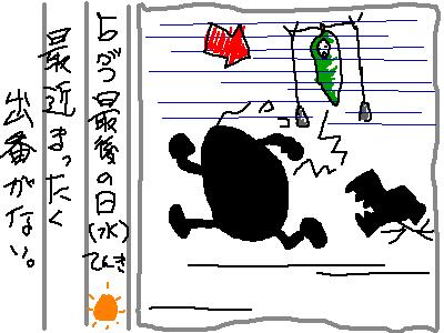 ヘタ絵日記63