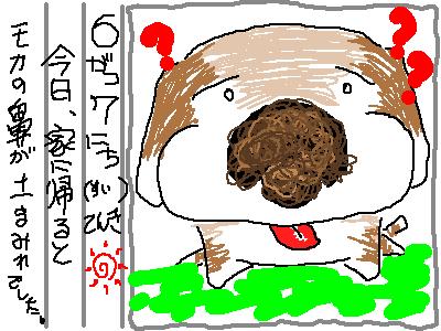 ヘタ絵日記70