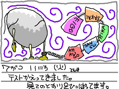 ヘタ絵日記94