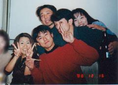 2000年度納会1