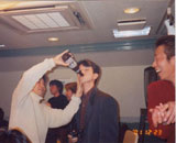 2001年度納会2