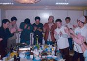 2002年度納会2