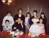佐竹結婚式1