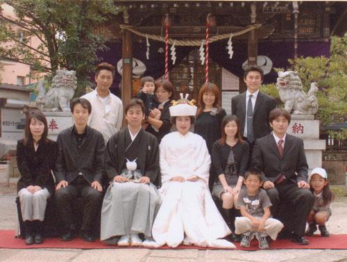 大渕結婚式