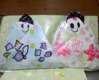 折り紙雛人形