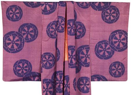 アンティーク素材・正絹長羽織