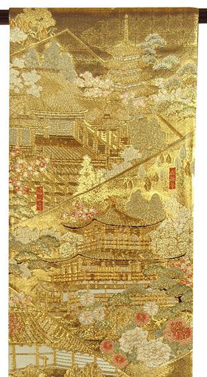 京都百景袋帯