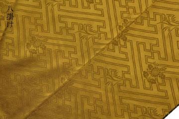 古代紫振り袖