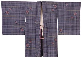 ウール羽織り