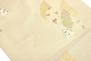 白帯猫柄UP