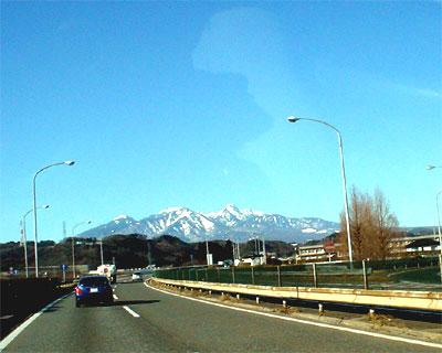 八ヶ岳連峰1