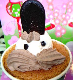 お雛様ケーキ1