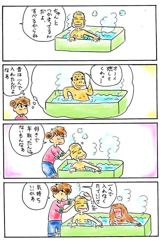 サル温泉2