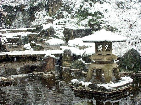 雪の北浦和公園その2