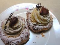 マエジマ製パンのモンブランパイ