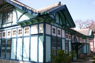 旧額田郡物産陳列所