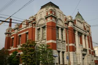 旧岡崎銀行本店