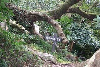 石巻山登山スタート