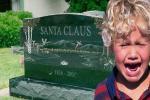 サンタの墓