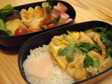 親子丼おべんとver.2