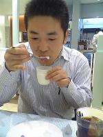 即決め杏仁豆腐