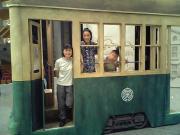 花江と小枝子電車記念