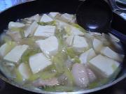 とろとろ豆腐