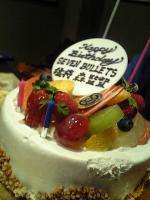 猛将ケーキ