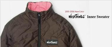 Wild Things ワイルドシングス インナーセーター