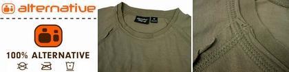 【alternative apparel】オルタナティブアパレル Tシャツ