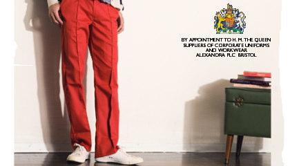 ALEXANDRA(アレキサンドラ)のワークパンツ