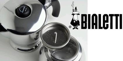 BIALETTI : ビアレッティ / ムッカエキスプレス カプチーノマシーン
