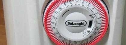 デロンギ(Delonghi)オイルヒーター・D091549EF(X字型フィン/1500W)