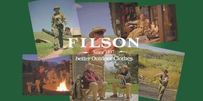 2007年・フィルソン・オリジナルマッキーノクルーザー(FSJ0110)