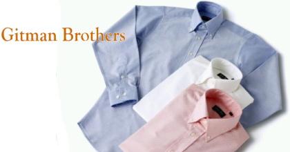【Gitman Brothers(ギットマンブラザーズ)】オックスフォードBDシャツ
