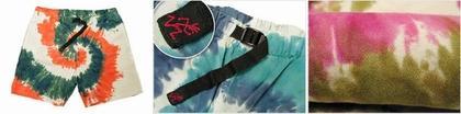 【グラミチ】タイダイ ショーツ Gramicci Tie-Dye Short