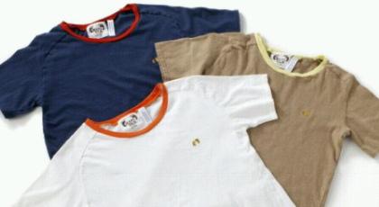 【ハンテン ヴィンテージ(Hang Ten Vintage)】BEYES別注・リンガーTシャツ
