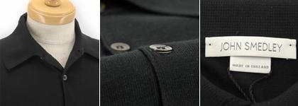 【JOHN SMEDLEY】MILO/ISIS ジョンスメドレー ポロシャツ
