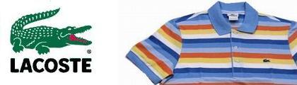【FRANCE LACOSTE】フランス製・ラコステ ポロシャツ