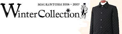 【MACKINTOSH(マッキントッシュ)】WAVERLY・キルティングコート