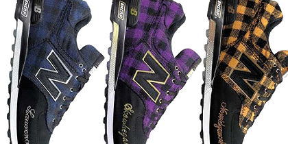 New Balance(ニューバランス)「M576 Factory Plaid Collection」。